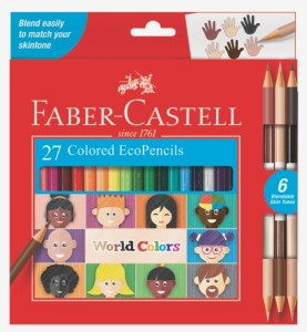 Faber Castell world colors