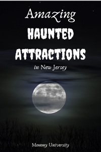 Amazing Haunted Attractions in NJ