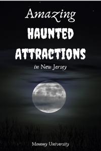 Amazing Haunted Attractions in NJ