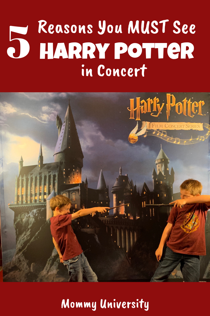 5 Reasons to See the Harry Potter Film Concert Series