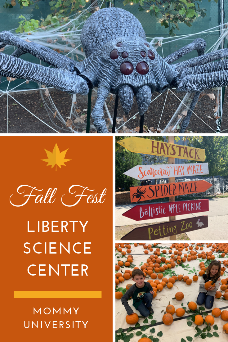 Fall Fest at Liberty Science Center