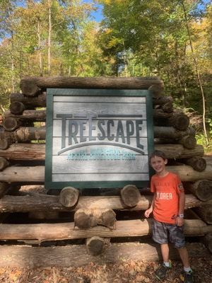 TreEscape at Mountain Creek