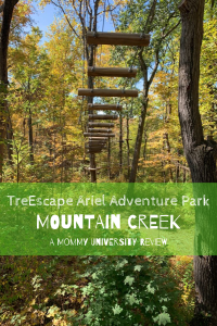 TreEscape Ariel Adventure Park