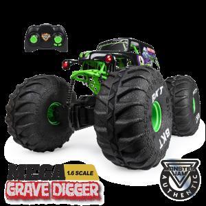 Mega Grave Digger