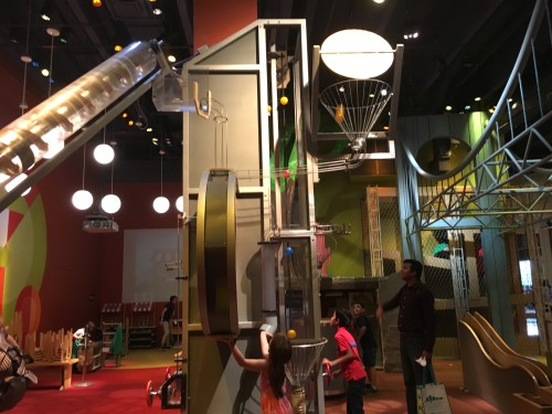 Take a Tour of Liberty Science Center