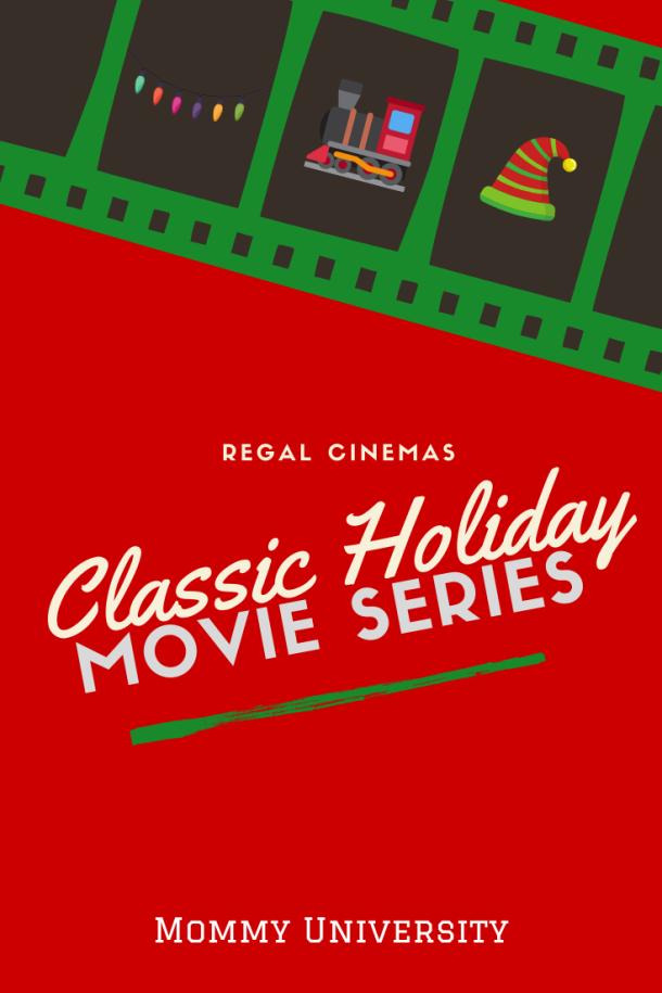Regal Cinemas Classic Holiday Movie Series