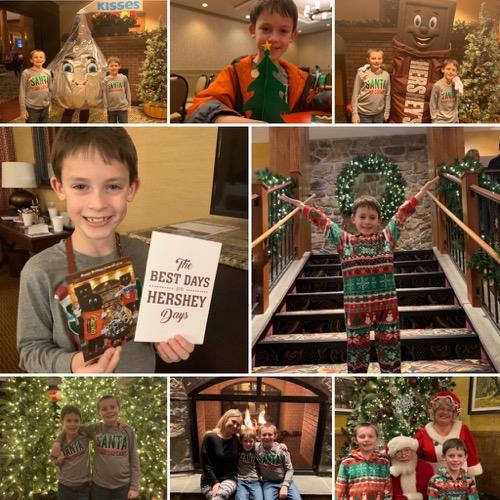 Hershey Lodge Holiday Stay