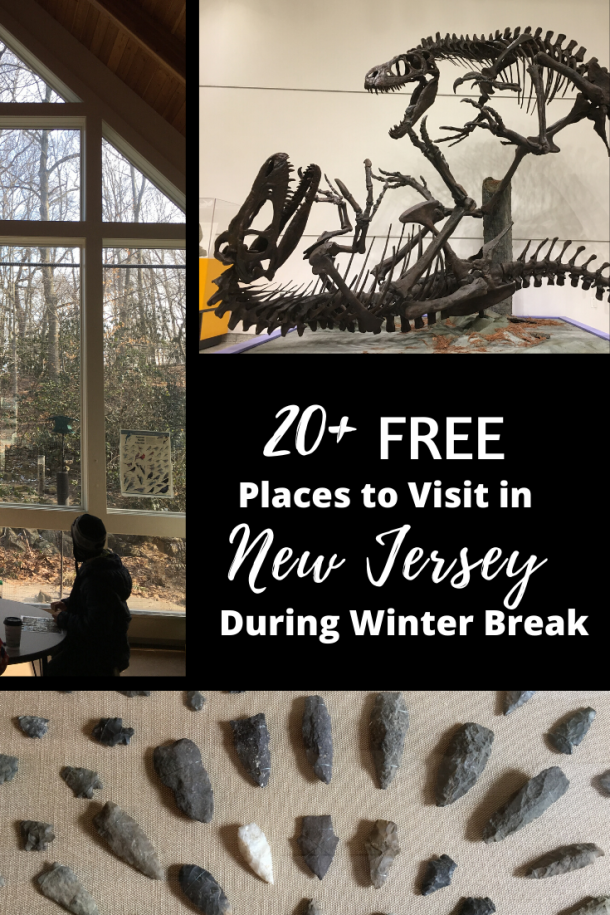20+ Free Places to Go in New Jersey for Winter Break