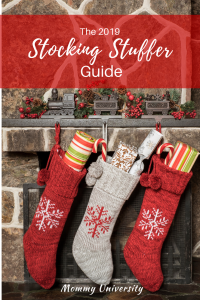 2019 Stocking Stuffer Guide