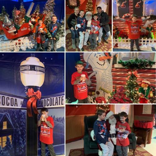 Santa's Cottage at Hersheypark