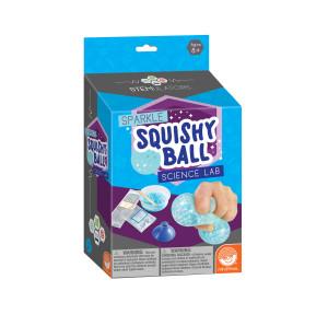 MindWare Sparkle Squishy Ball