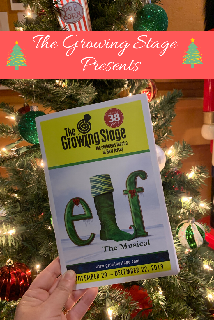 The Growing Stage Presents Elf the Musical