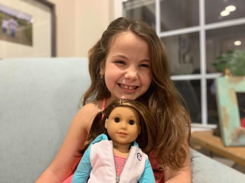 American Girl Girl of the Year Joss Kendrick