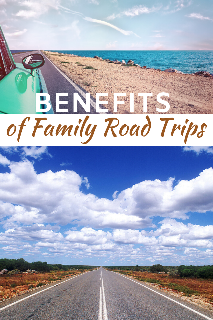 Benefits of Family Road Trips