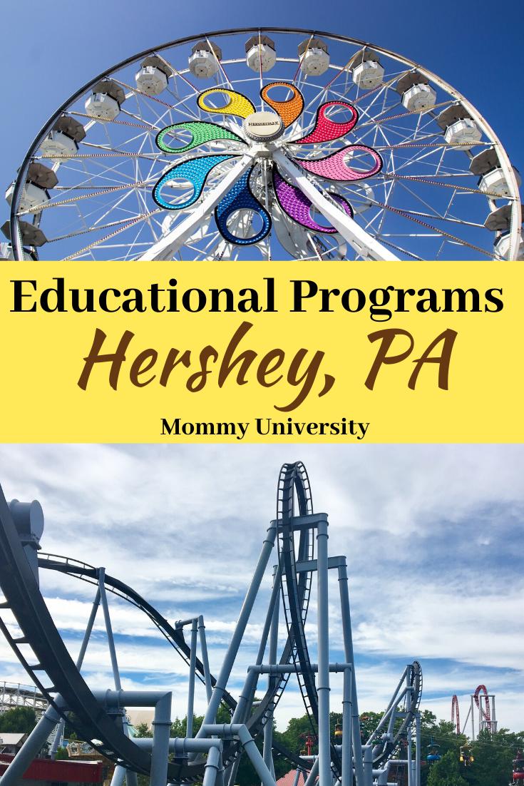 Educational Programs in Hershey, PA