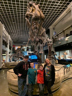Night in the Museum