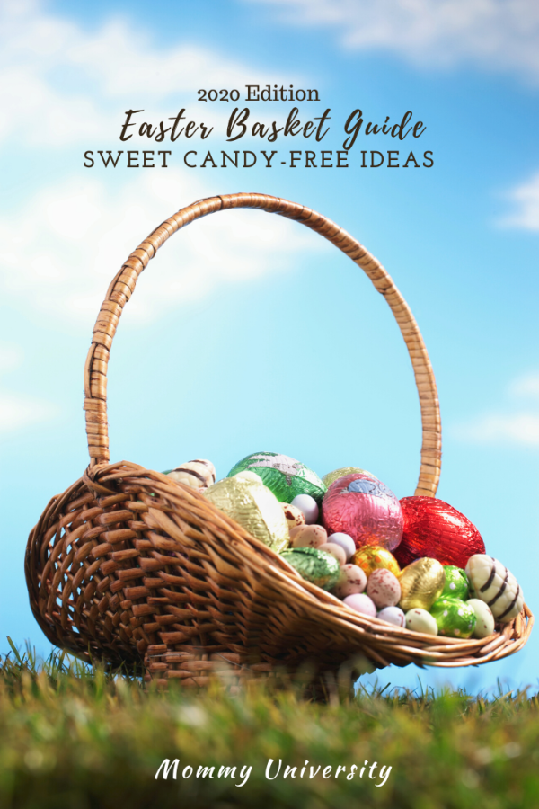 2020 Play & Learn Easter Basket Guide