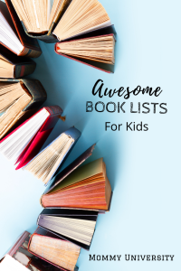 Awesome Book Lists for Kids