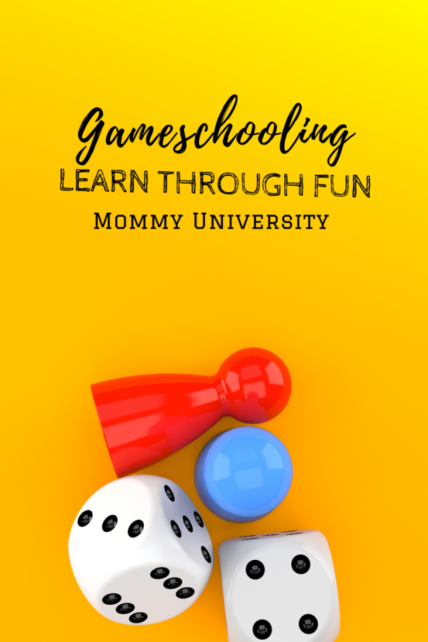 Stuck at Home? Gameschooling Offers Learning Through Fun