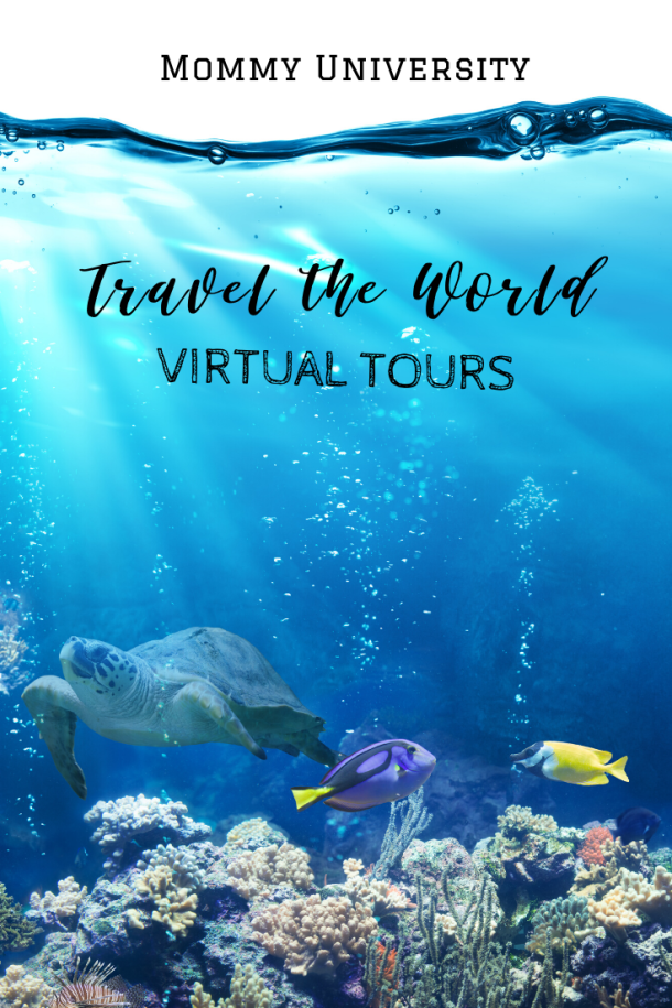 Travel the World Virtual Tours