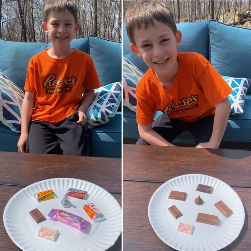 Chocolate Science Experiment