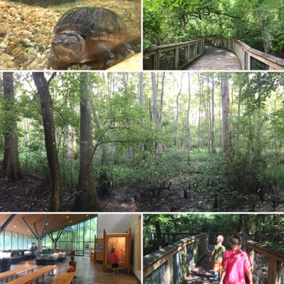 BREC's Nature Center
