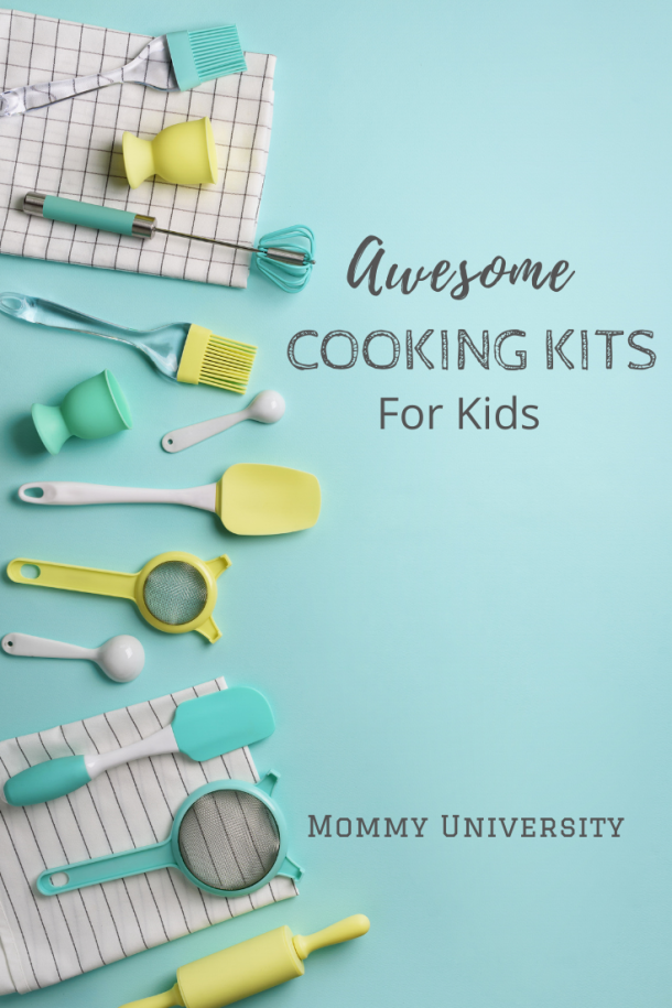 Awesome Cooking Kits for Kids