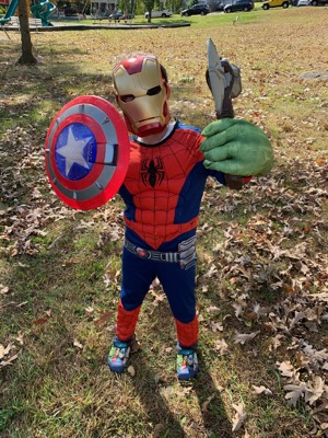 Superhero Mash-Up