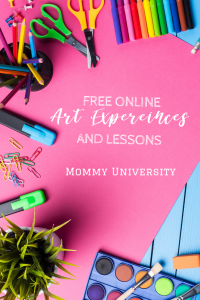 Online Art Experiences and Lessons (1)