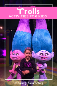 Trolls Activities for Kids