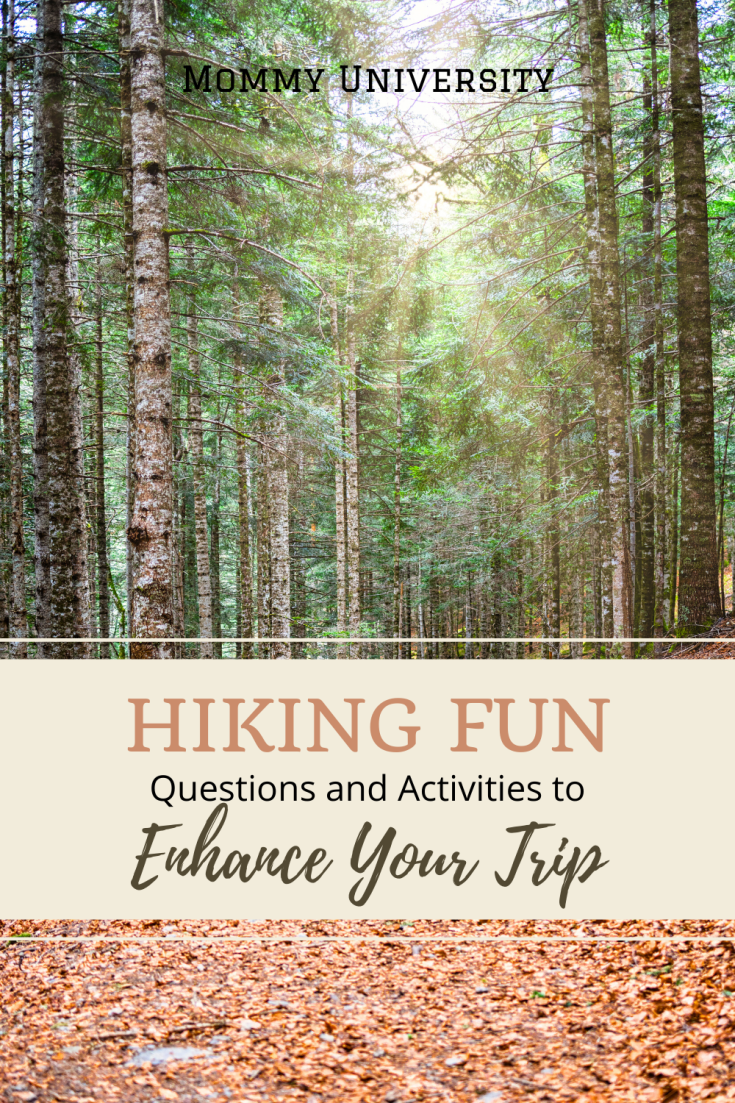 Hiking Fun Questions and Activities to Enhance Your Trip