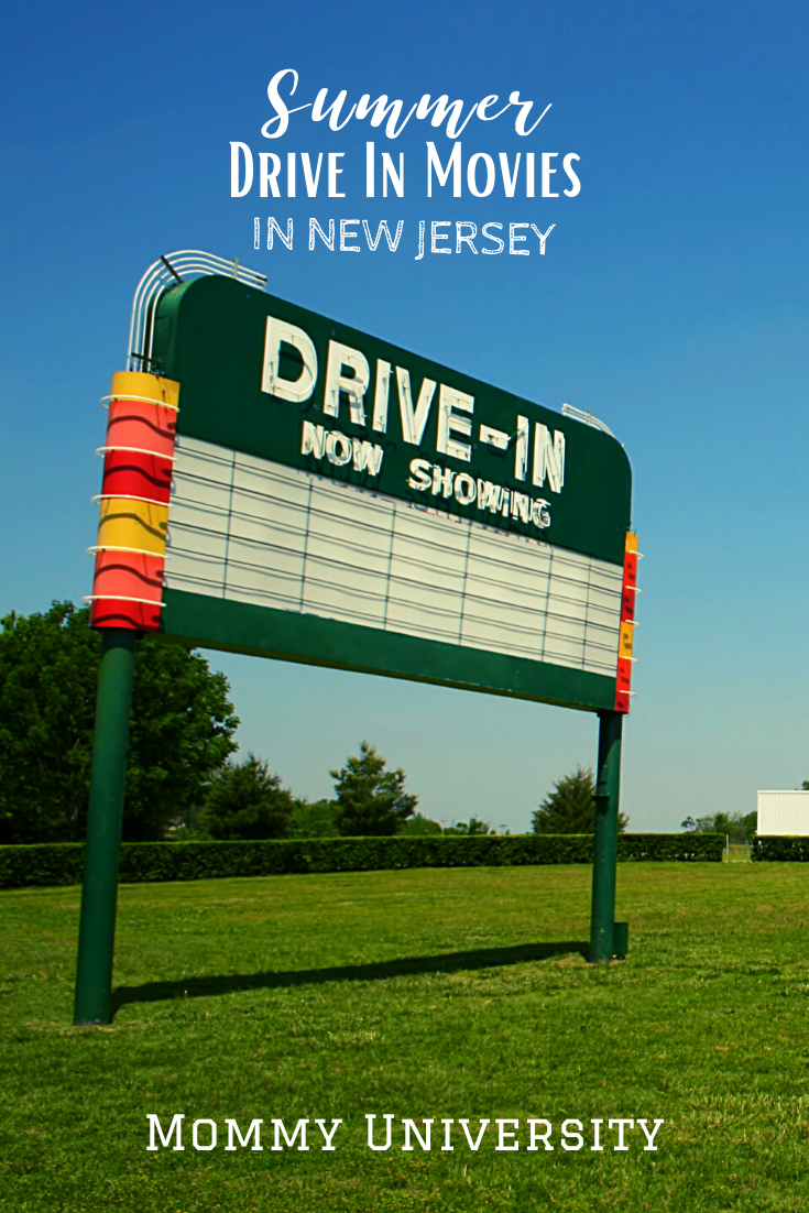 Drive-In Movies in NJ