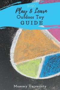 Outdoor Toy Guide 2020