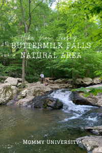 Hike New Jersey _ Buttermilk Falls Natural Area