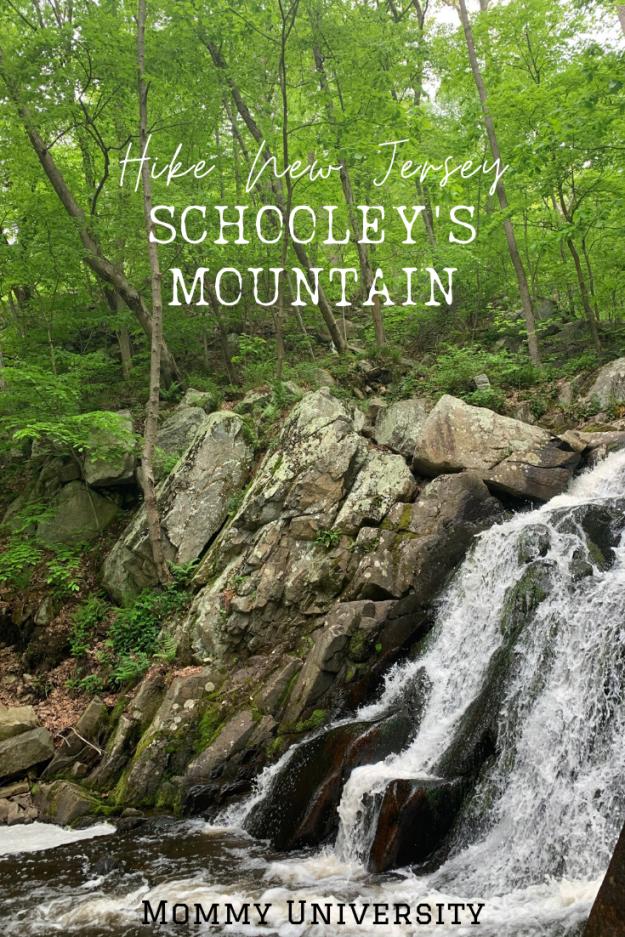 Hike New Jersey Schooleys Mountain