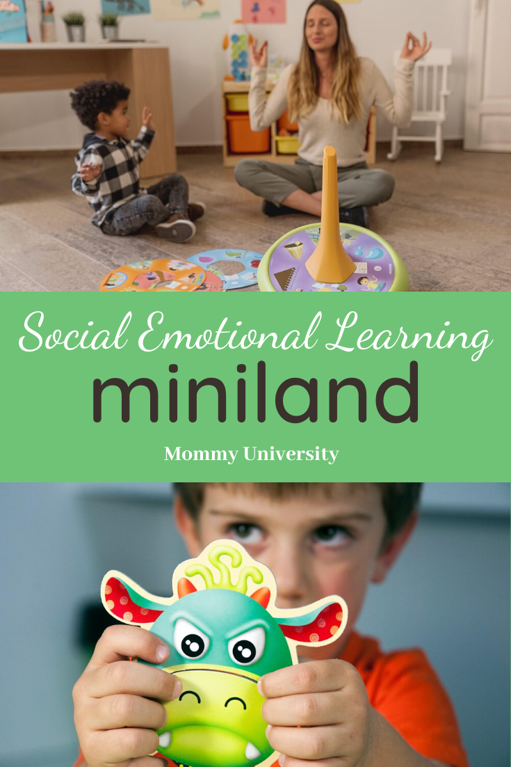 Social Emotional Learning with Miniland