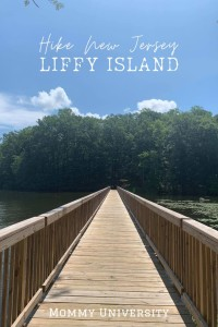 Hike NJ: Liffy Island