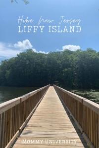Hike NJ: Liffy Island