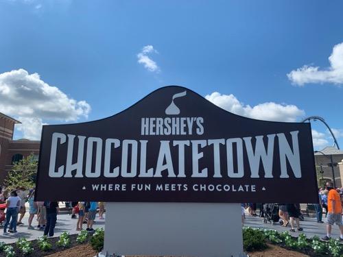 Hershey's Chocolatetown