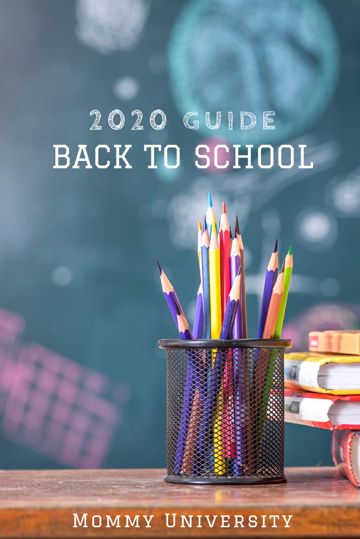 Back to School Guide 2020