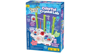 Ooze Labs Colorful Crystal Lab