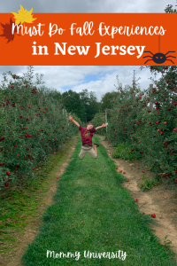Must Do Fall Experiences in NJ
