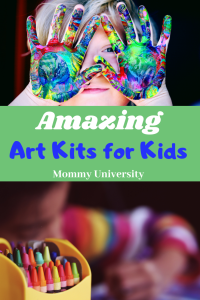 Amazing Art Kits for Kids