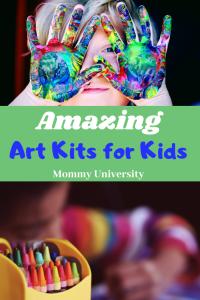 Amazing Art Kits for Kids