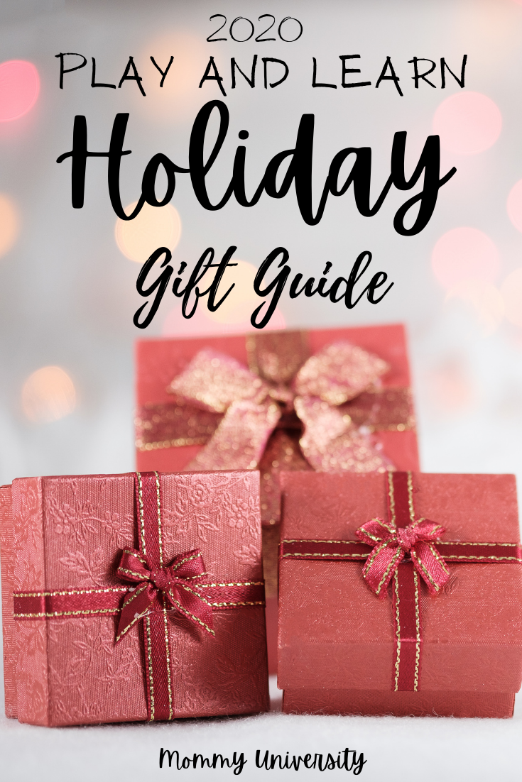 2020 Play and Learn Holiday Gift Guide