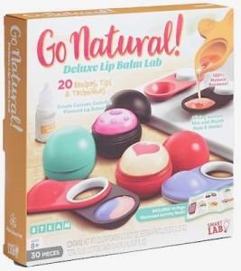 Go Natural Lip Balm