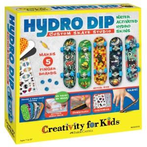 Hydro Dip Skateboard