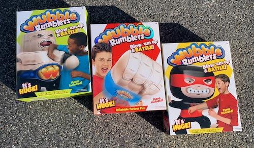 Wubble Rumblers
