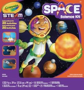 Crayola Space Lab