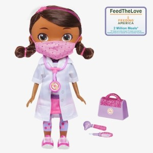 Just Play - Doc McStuffins Wash Your Hands Singing Doll